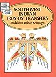 Southwest Indian Iron-on Transfers