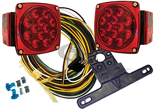 Under 80'' Led Trailer Light Kit 65230 J24245KC