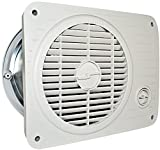 Suncourt TW208 Thru-Wall Fan Variable Speed Hardwire