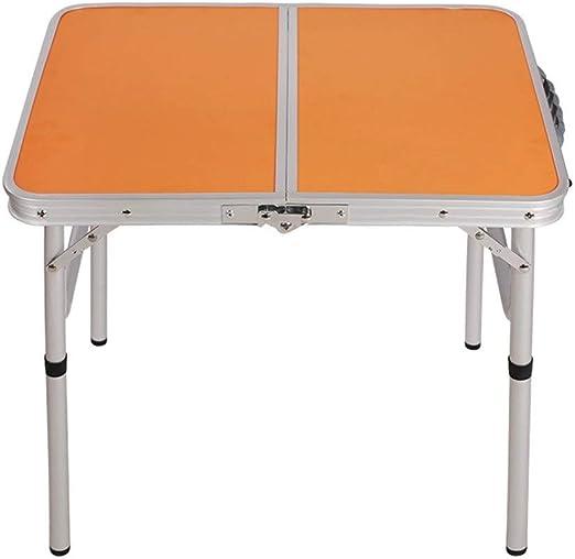TXOZ Plegable Mesa Plegable Portátil For Acampar Cocina Interior Y ...