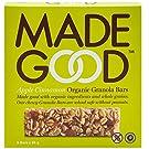 MadeGood Granola Bars-Apple Cinnamon, 24g, Pack of 5
