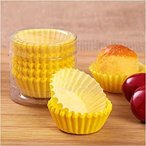 Crazydeal Hot 600Pcs Muffin Cupcake Baking Cups Cases Paper Liners Cupcake Cake Decor