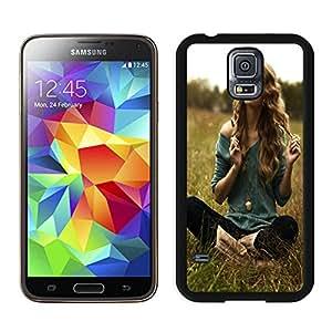 Genuine Samsung Galaxy S5 Phone Case YCC(318) Samsung Galaxy S5 I9600 G900a G900v G900p G900t G900w Black Phone Case 449