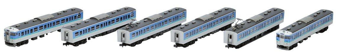 TOMIX Nゲージ 115 1000系 長野色 C編成 セット 92830 鉄道模型 電車   B00522DBMA