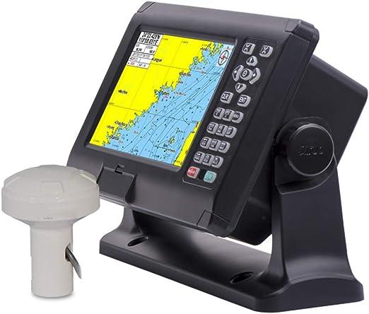 JSANSUI Plotter Marine Navigator 8 Pulgadas Clave asistida Plotter ...