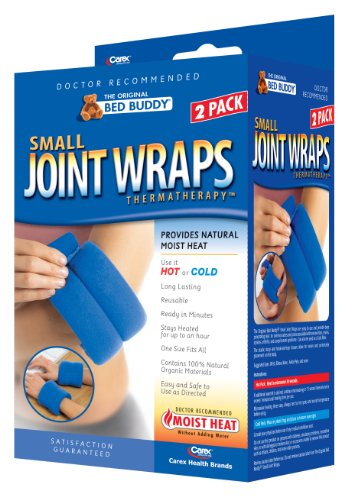 Carex Bed Buddy Joint Wrap, Small, 2 Count