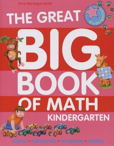 The Great Big Book of Math-Kindergarten ebook