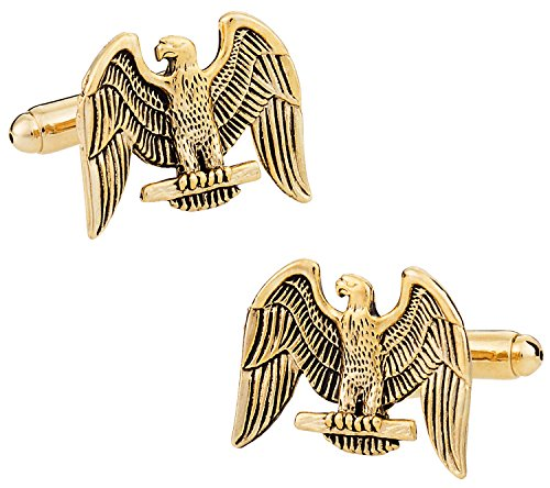 American Eagle Jewelry (Gold American Eagle Cufflinks)