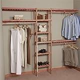 Northern Kentucky Cedar BVSWK0812 Aromatic Red Cedar 8 ft. Basic Ventilated Wall Kit
