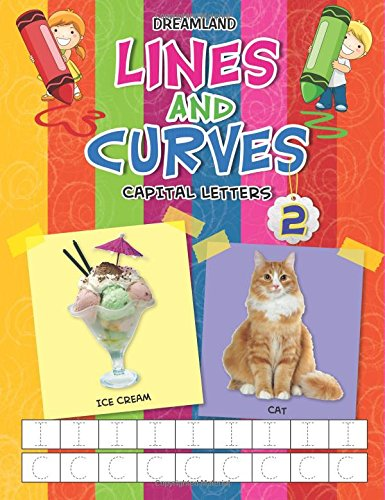 Lines and Curves (Capital Letters) – Part 2