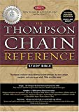The Thompson Chain-Reference Study Bible, Nelson Bibles Staff, 0718008693