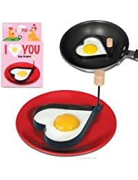 Bargain 1 X I Love You - Heart Egg Shaper by Accoutrements offer