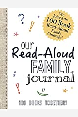 Read-Aloud Family Journal: Join the 100 Book Read-Aloud Family Challenge Paperback