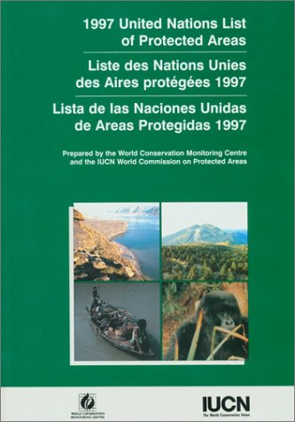 1997 United Nations List of Protected Areas ()