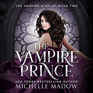 The Vampire Prince Audiobook