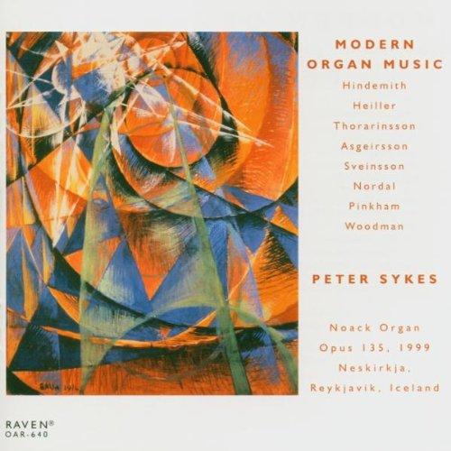 Organ Modern Music - Modern Organ Music