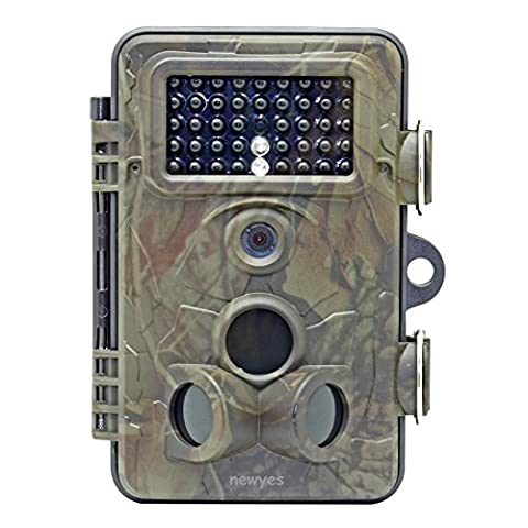 Hunting Games Trail Camera Newyes Stealth Cam Night Vision Thermal Imaging Camera (Camouflage (Thermal Cameras For Sale)