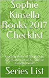 i got your number - Sophie Kinsella Books 2017 Checklist: Reading Order of Shopaholic Series and List of All Sophie Kinsella Books
