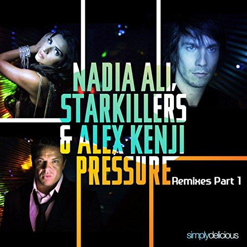 nadia ali pressure - 2
