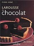 Larousse du chocolat