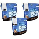 Acana Singles Dog Treats - Mackerel and Greens, 3.25oz Each (3 Pack)