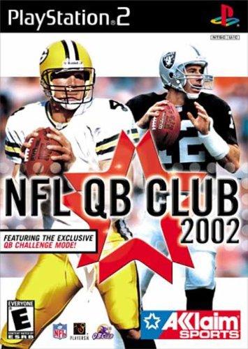 Nfl qb club 2002 (complete) ps2