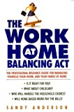 The Work-at-Home Balancing Act, Sandy Anderson, 0380798018