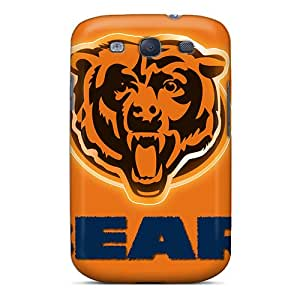 Awesome UrB646QqoU Tanya5423 Defender Tpu Hard Case Cover For Galaxy S3- Chicago Bears