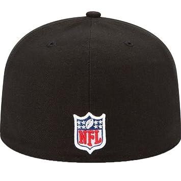 New Era 59FIFTY - Gorra, diseño NFL Baltimore Ravens (visera plana)