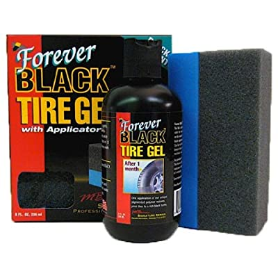Forever Car Care Products FB810 Black Tire Gel and Foam Applicator: Automotive