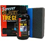 Forever Black Tyre Gel Reconditioner Kit