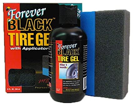 c0fc39cab7 Amazon.com  Forever Car Care Products FB810 Black Tire Gel and Foam  Applicator  Automotive