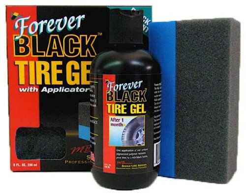 (Forever Car Care Products FB810 Black Tire Gel and Foam Applicator)