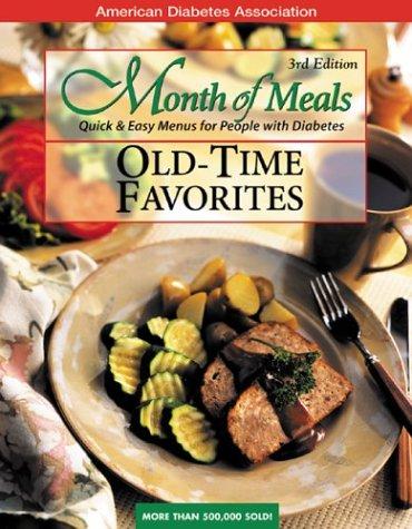 Download Month of Meals: Old-Time Favorites pdf epub