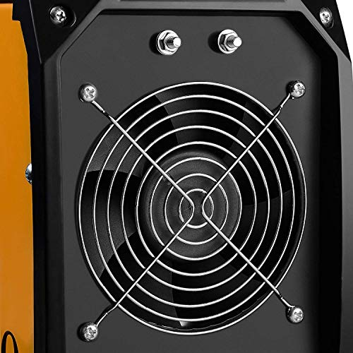 SUNCOO Cut-50 Plasma Cutter Electric DC Inverter Cutting Machine with Digital Display Dual Voltage 110/220V, 1/2'' Clean Cut by SUNCOO (Image #2)