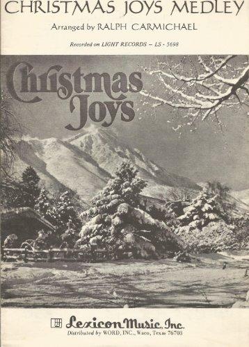 Christmas Joys Medley - Medley Joy Christmas
