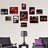 Photo Wall, Wine Decoration Painting, Western Restaurant Bar Cafe Red Wine Photo Wall, Hotel Hotel Photo Frame Wall Painting Mural ( Color : 2# , Size : 200110cm )