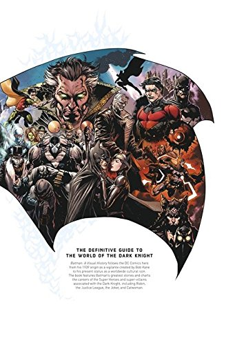Batman: A Visual History: Amazon.de: Matthew K. Manning ...