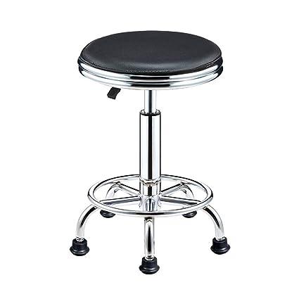 Fantastic Amazon Com 17 22 Inch Liftable 3600 Rotating Leather Pad Machost Co Dining Chair Design Ideas Machostcouk