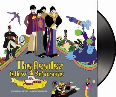 (Beatles Special Edition 2008 Wall Calendar)