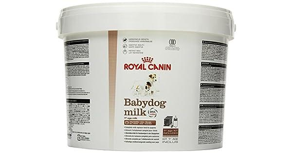Amazon.com: Royal canin perro bebé leche en polvo 4.4 pound ...
