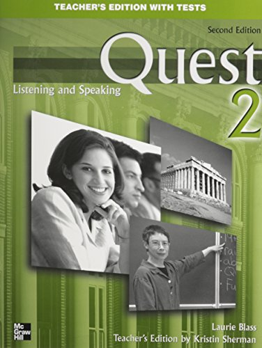 Quest 3 listening and speaking