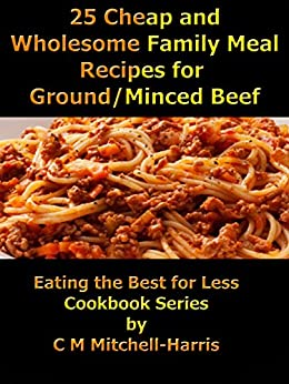 25 cheap and wholesome family meal recipes for ground. Black Bedroom Furniture Sets. Home Design Ideas