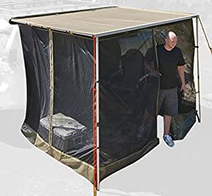 Amazon.com : Rhino-Rack Rhino-Rack Sunseeker 2.5m Awning ...