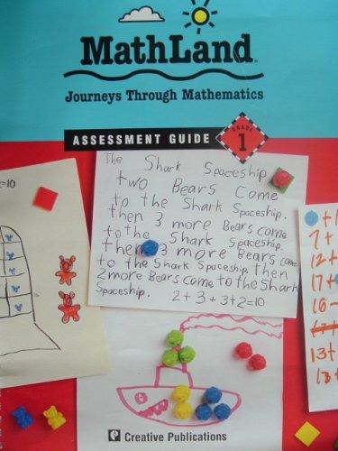 MathLand ASSESSMENT GUIDE GRADE 1 (Journeys Through Mathematics)