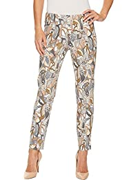 Womens Pull-On Ankle Pants
