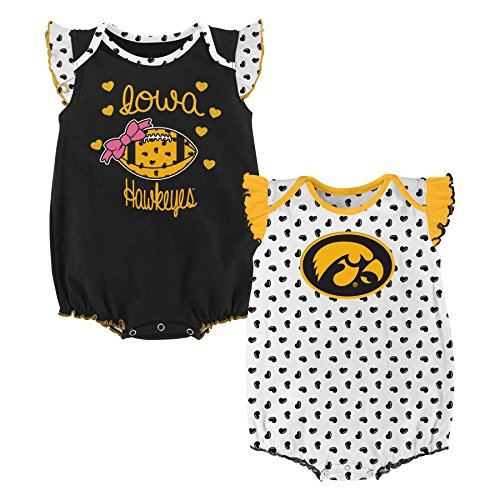 NCAA by Outerstuff NCAA Iowa Hawkeyes Newborn & Infant