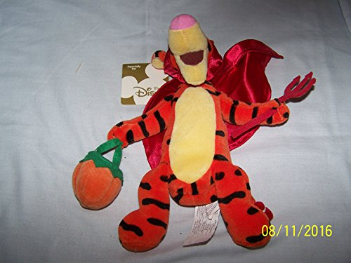 Disney Mini Bean Bag Devil Tigger ()
