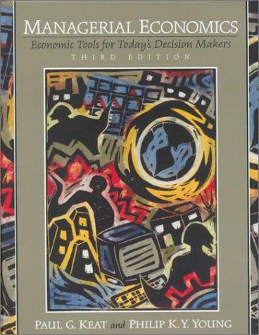 Managerial Economics Books Pdf