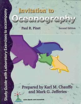 invitation to oceanography study guide amazon co uk paul r pinet rh amazon co uk oceanography study guide quizlet physical oceanography study guide answers
